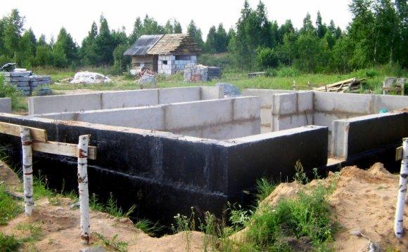 Основные виды гидроизоляции